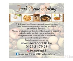 G&A food home making