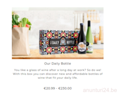 Koop Kerstgeschenk - Our Daily Bottle