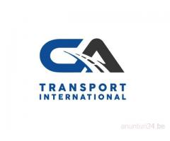 GA TRansport International persoane
